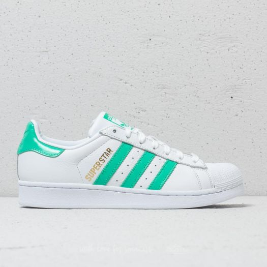 adidas Superstar Ftw White/ Hi-Res Orange/ Gold Metallic | Footshop