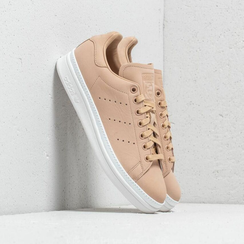 adidas Stan Smith New Bold W St Pale Nude/ St Pale Nude/ Ftw White EUR 40 2/3
