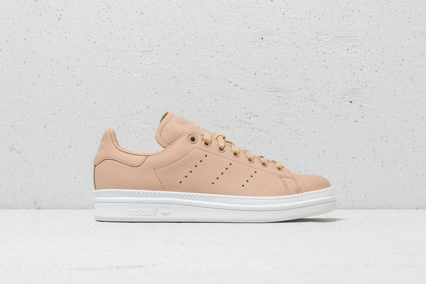 timeless design 288fe 03de1 adidas Stan Smith New Bold W St Pale Nude St Pale Nude Ftw White