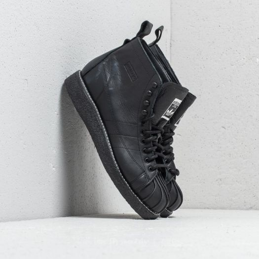 utterly stylish separation shoes casual shoes adidas Superstar Boot Luxe W Core Black/ Core Black/ Ftw ...