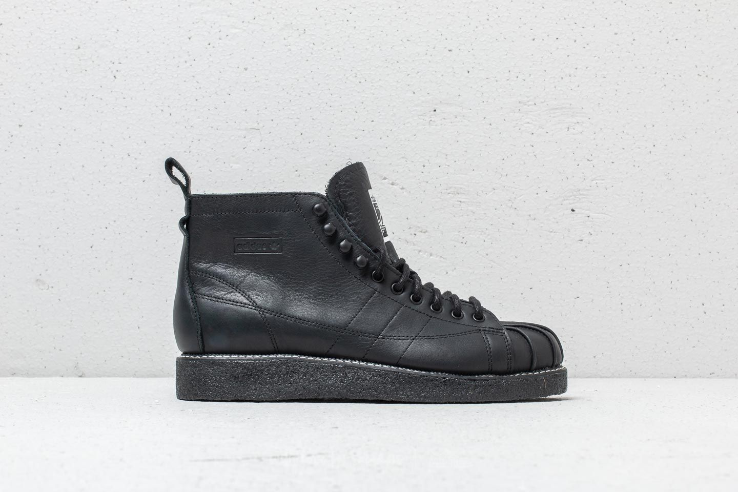 adidas Superstar Boot Luxe W Core Black Core Black Ftw