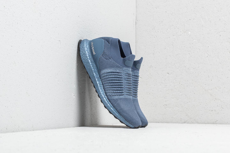 adidas UltraBOOST Laceless W Tech Ink Raw Grey Core Black | Footshop