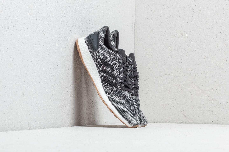 adidas PureBOOST DPR Grey/ Core Black/ Ftw White