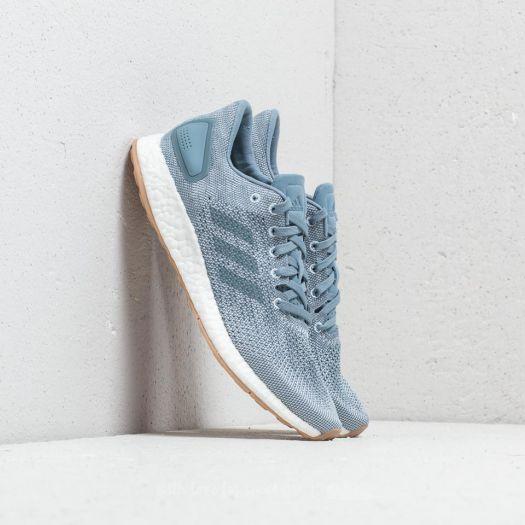 adidas PureBOOST DPR Raw Grey Raw Grey Aero Blue | Footshop