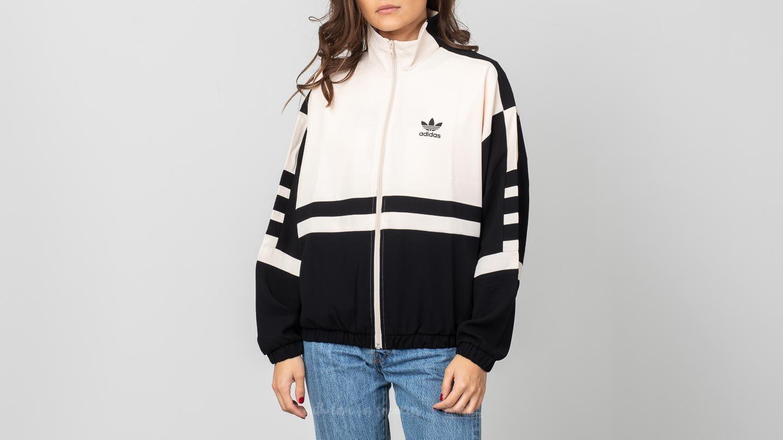 Adidas Originals Track Top Jacket Black Footshop