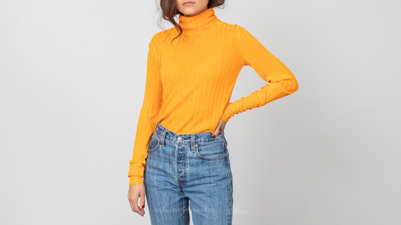 HOPE Shape Sweater Orange za skvělou cenu 3 084 Kč koupíte na Footshop.cz