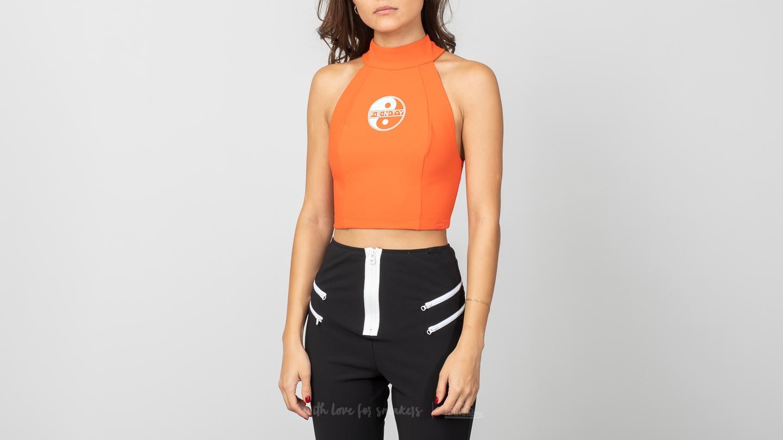 Puma Fenty x Rihanna Scuba Cropped Top Orange za skvělou cenu 2 191 Kč koupíte na Footshop.cz