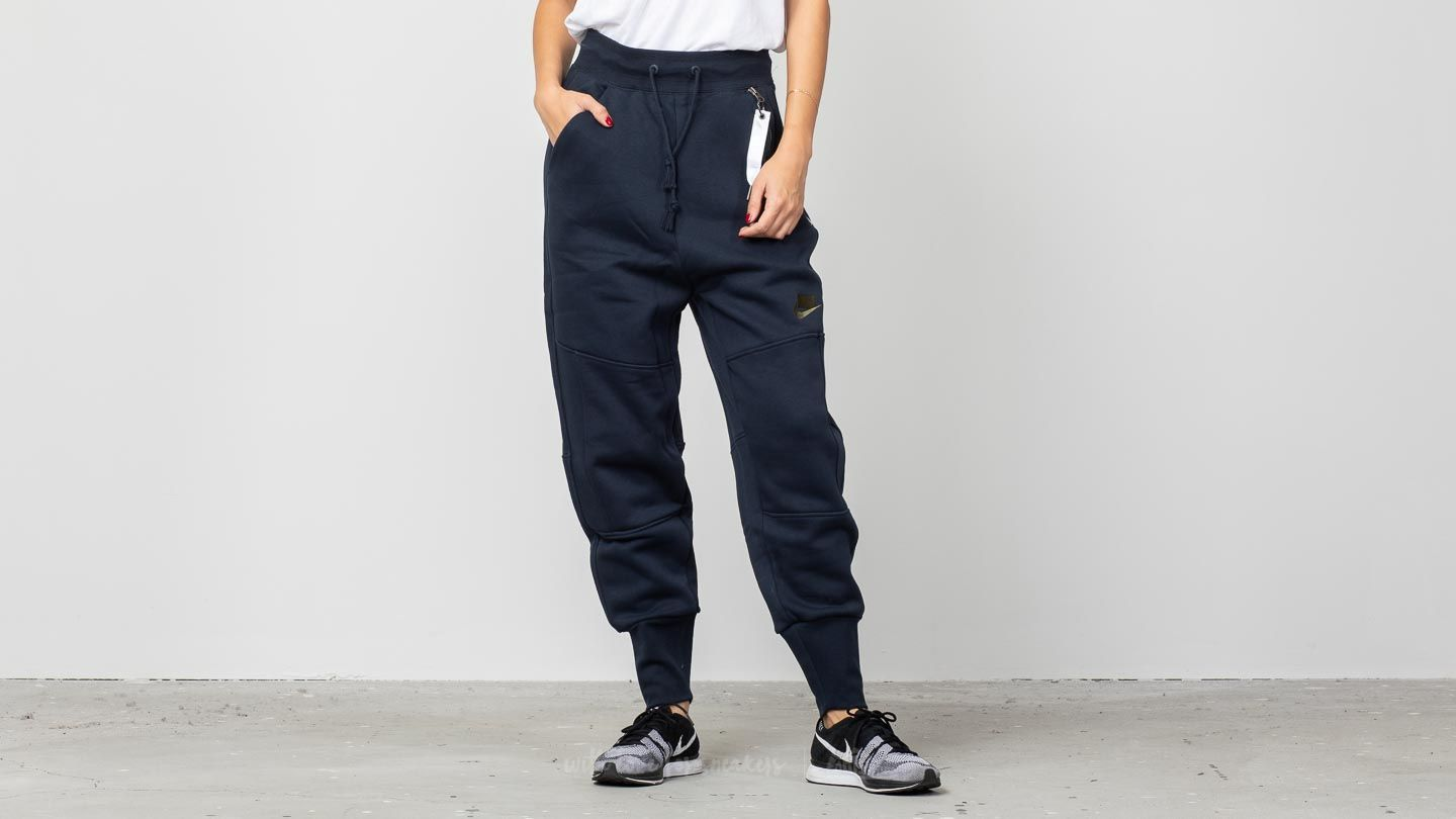 Nike Sportswear Fleece Jogger Pants Dark Obsidian  Olive Canvas at a great  price 59 € e4aec124c