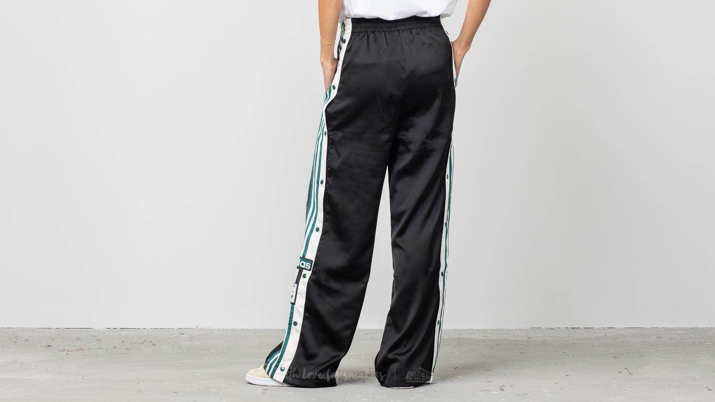 satin adidas pants
