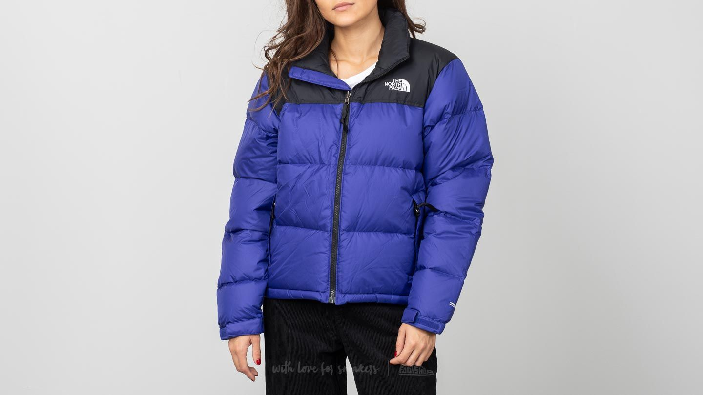 a9517aca5cfb6 North Aztec Down The Jacket Retro 1996 BlueFootshop Nuptse Face CsQtrhd