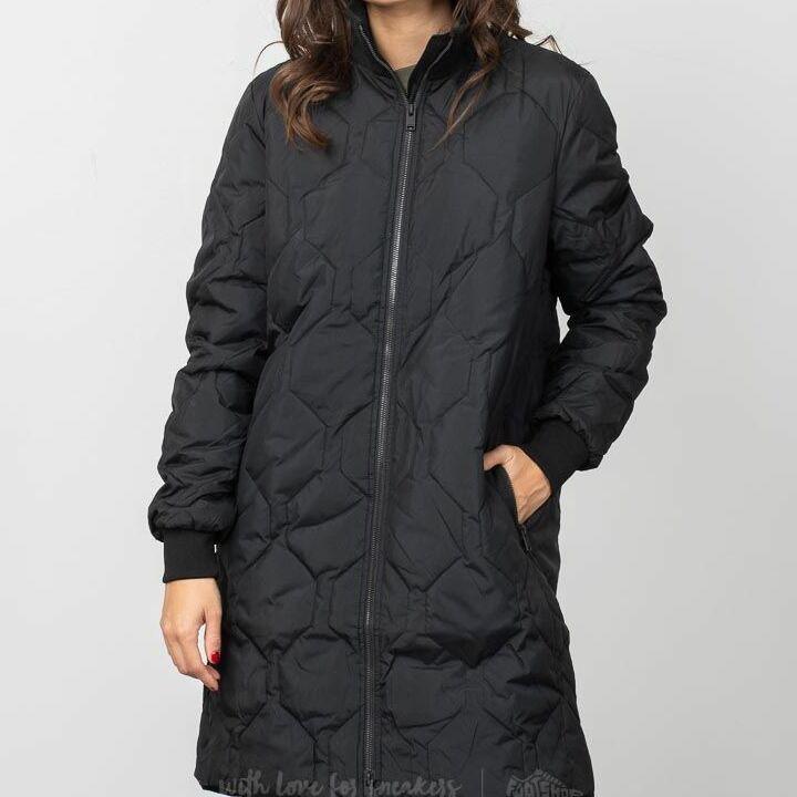 SELECTED Olta Down Jacket Black