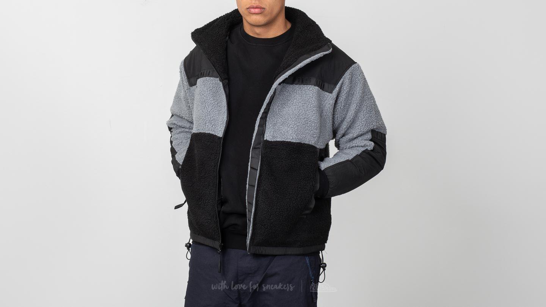 Billionaire Boys Club Sherpa Fleece Jacket Black za skvělou cenu 3 510 Kč koupíte na Footshop.cz