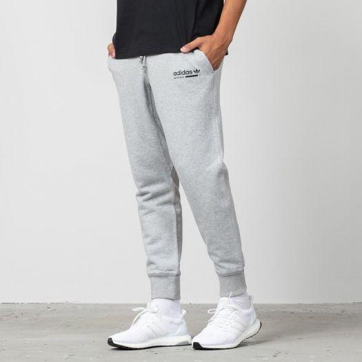 adidas Kaval Sweat Pants Medium Grey Heather   Footshop