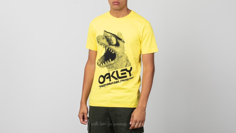 Oakley TNP Dino Shortsleeve Tee Buttercup za skvělou cenu 629 Kč koupíte na Footshop.cz
