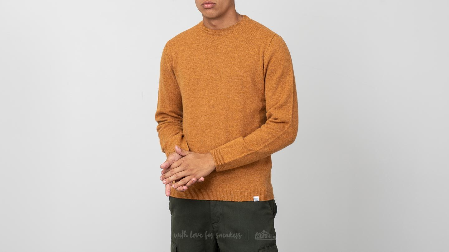 Norse Projects Sigfred Lambswool Sweater