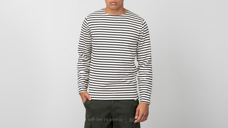 Norse Projects Godtfred Classic Compact Sweater Ecru Stripe za skvělou cenu 1 240 Kč koupíte na Footshop.cz