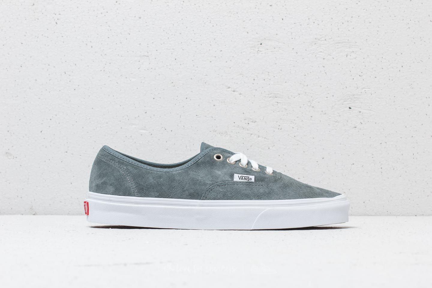9ee30f4867 Vans Authentic (Pig Suede) Stormy Weather  True White at a great price 63