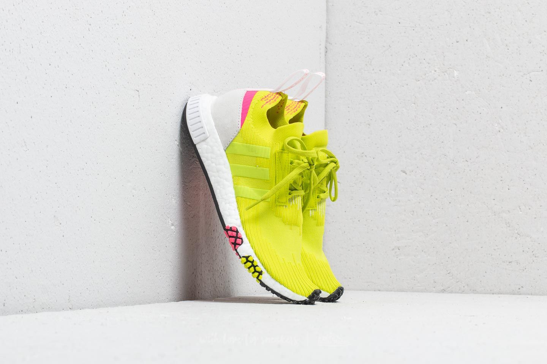 adidas NMD_Racer Primeknit W Semi Solar Yellow/ Semi Solar Yellow/ Ftw White za skvělou cenu 3 219 Kč koupíte na Footshop.cz
