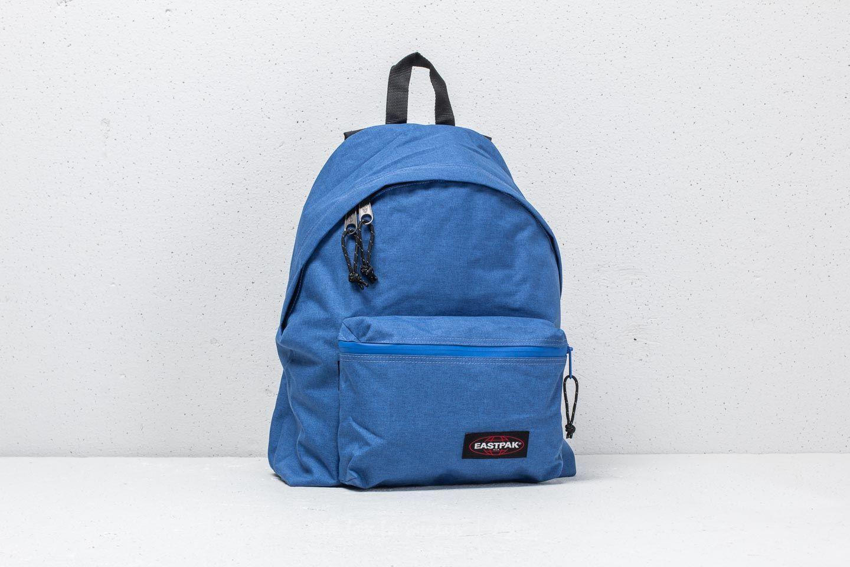 Eastpak Padded Pak'R Backpack Monomel Blue | Footshop