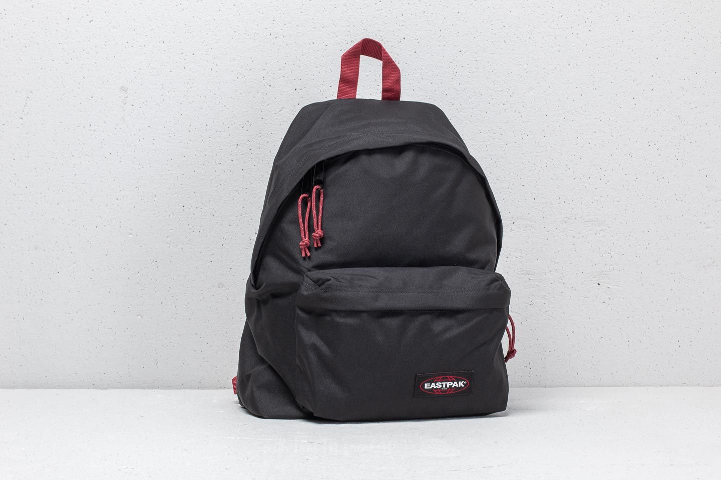 Eastpak Padded Pak R Backpack Black  Red