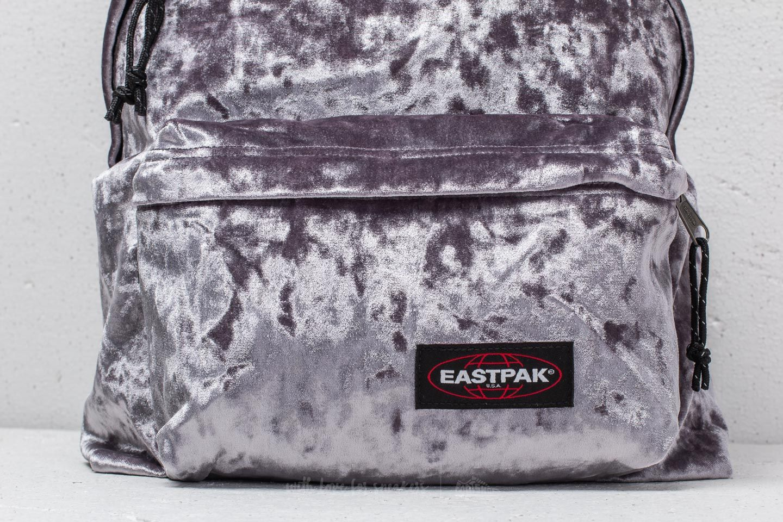 Eastpak Padded Pak'R BackpackCrushed Grey