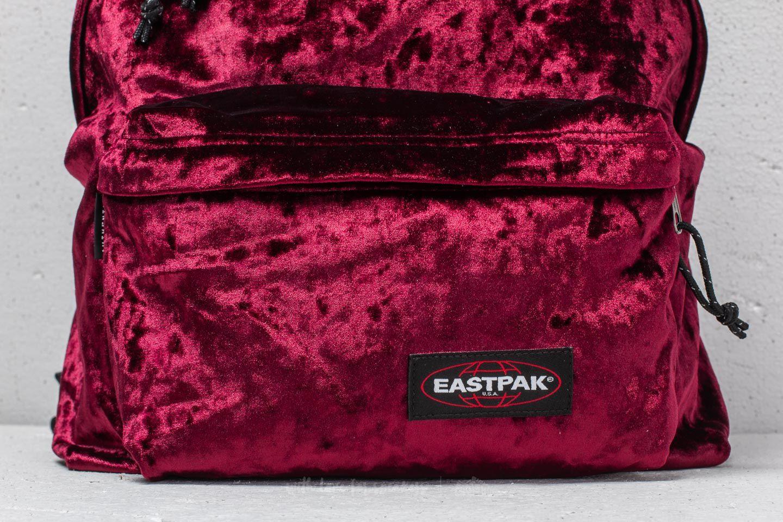 Eastpak Padded Pak'R Backpack Crushed Merlot | Footshop