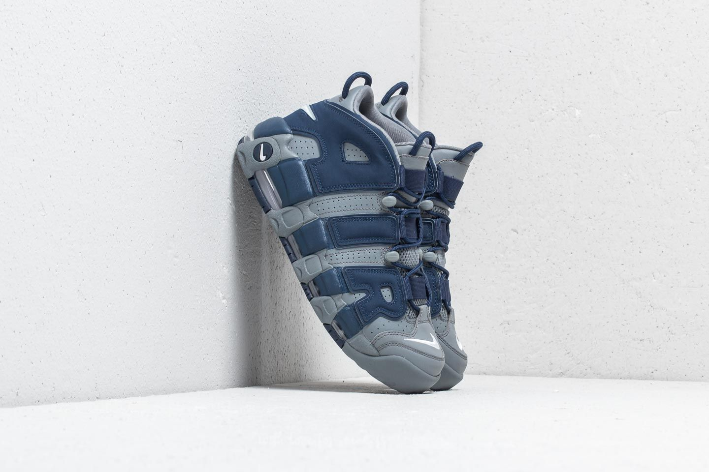 brand new 42b4a 349e3 Nike Air More Uptempo  96. Cool Grey  White-Midnight Navy