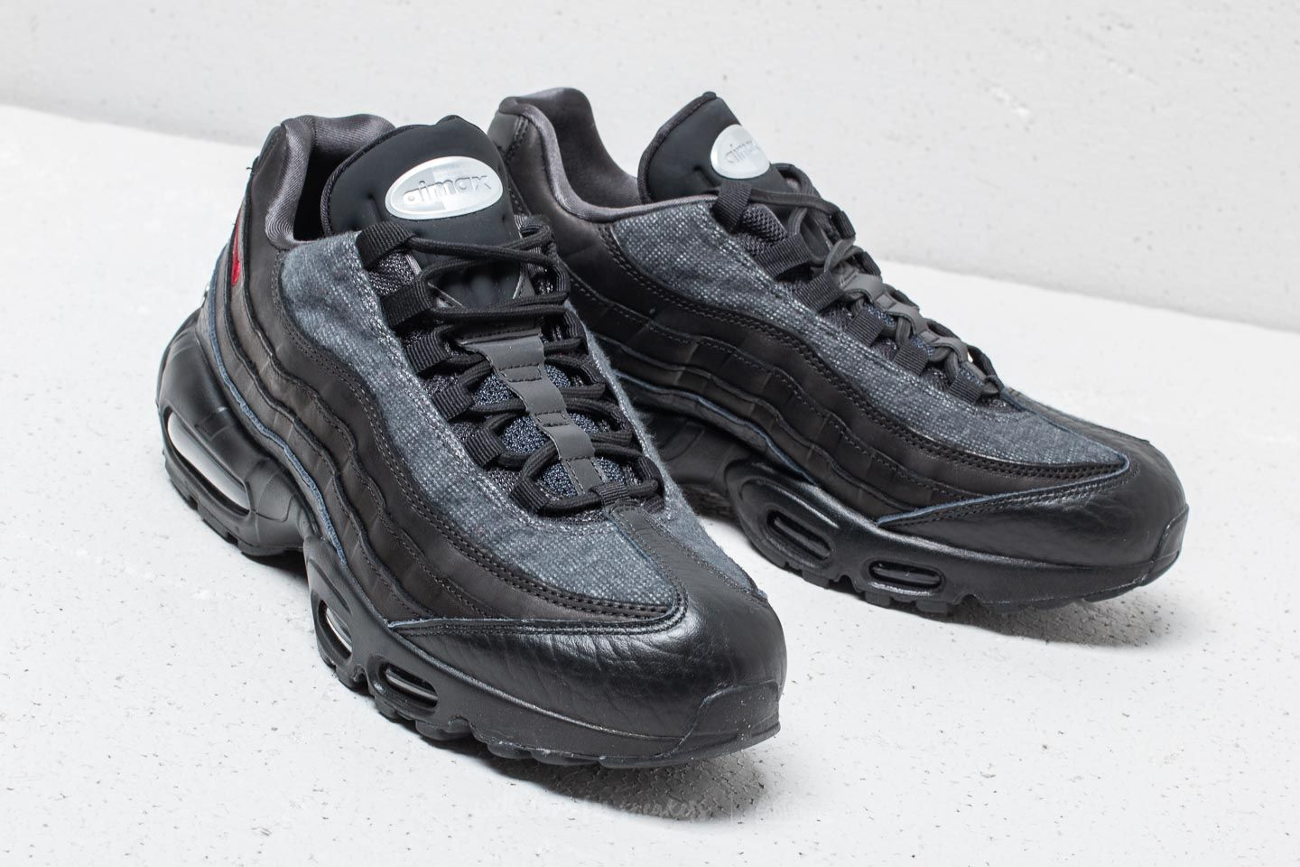 Nike Air Max 95 NRG Black Team Red Anthracite | Footshop