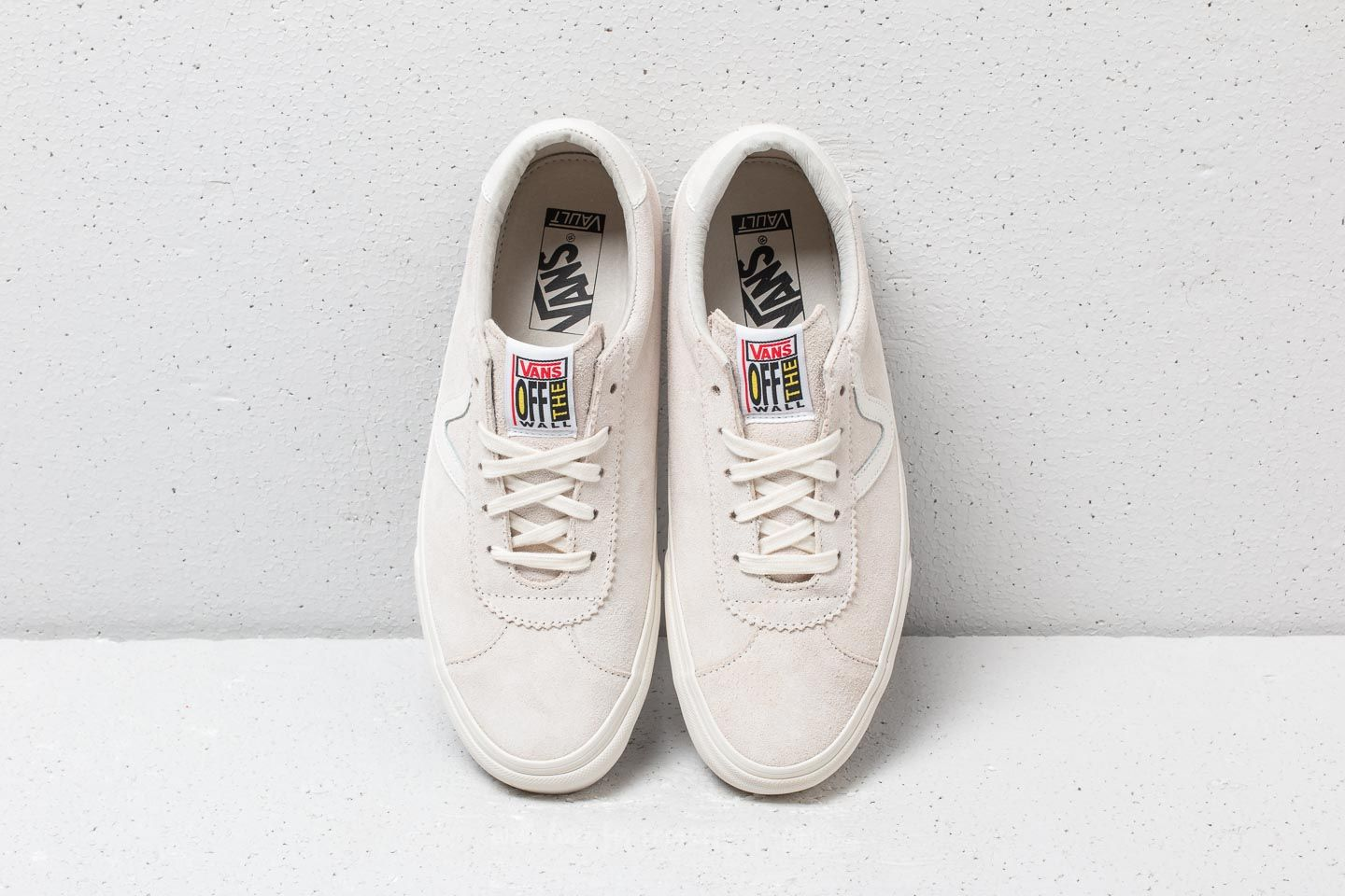 f49a5cae980 Vans Epoch Sport LX (Suede) Marshmallow at a great price £60 buy at