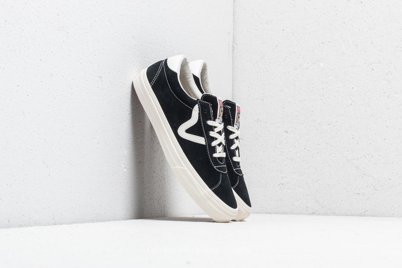 Vans Epoch Sport LX (Suede) Black