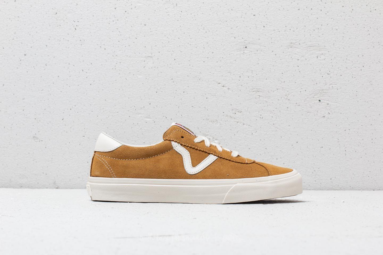 shoes Vans Epoch Sport LX (Suede) Cumin
