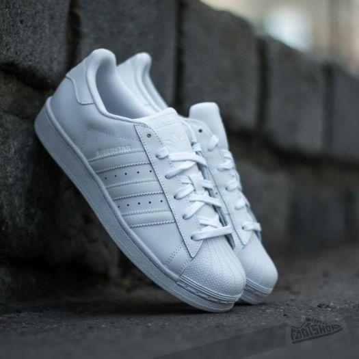 buy online 67023 2dafe adidas Superstar Foundation J Ftwr White/Ftwr White | Footshop