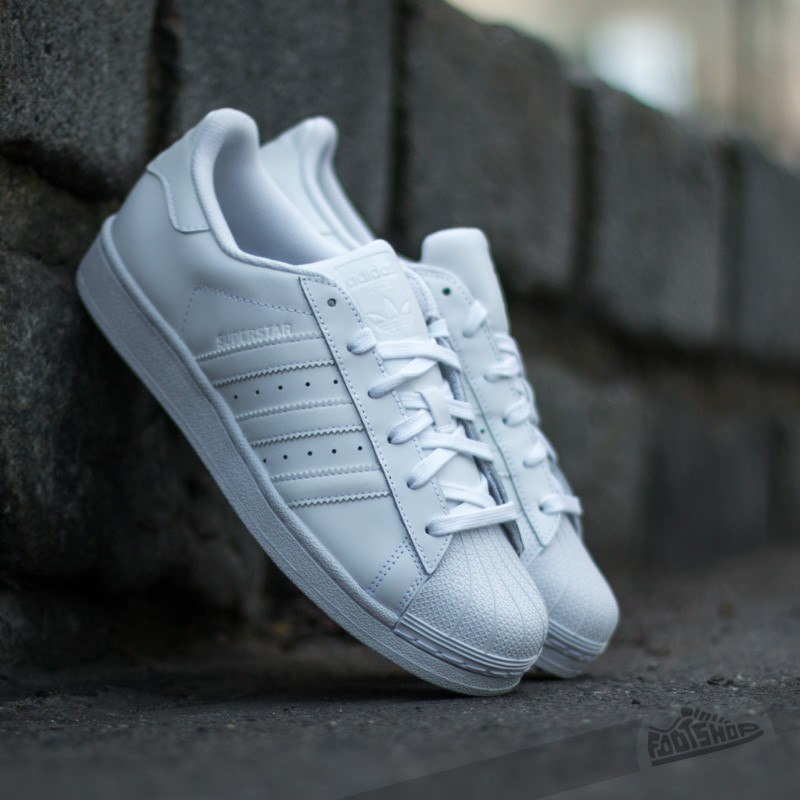 adidas Superstar Foundation J Ftwr White Ftwr White  b274f8a23b8