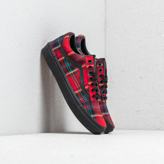 6b05d732569 Vans Old Skool (Mix Checker) Chili Pepper