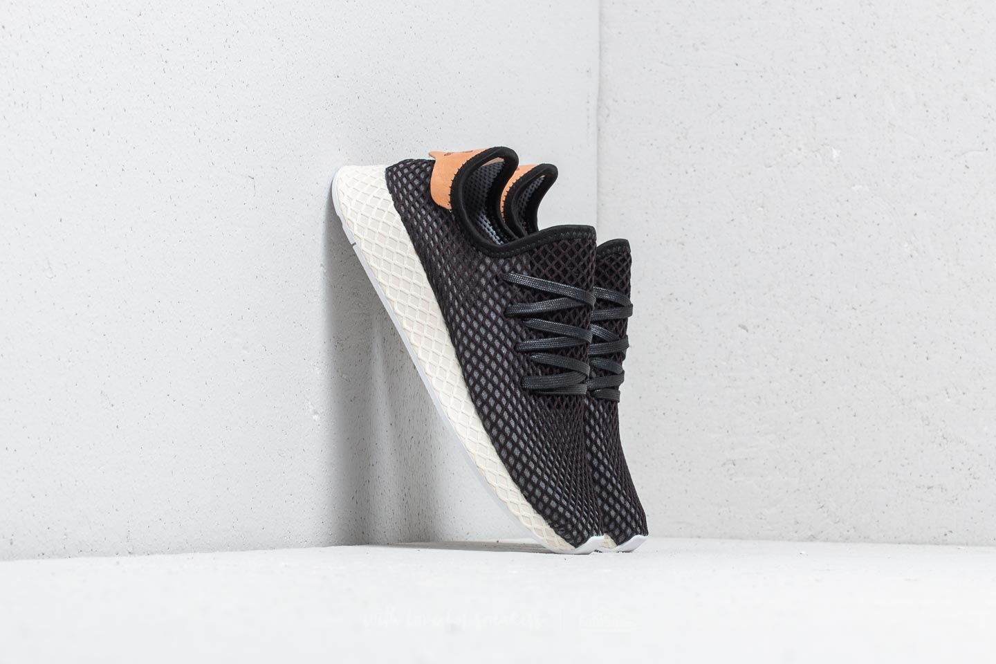best website 01c19 7982e adidas Deerupt Runner Core Black Core Black Ash Pearl at a great price 84