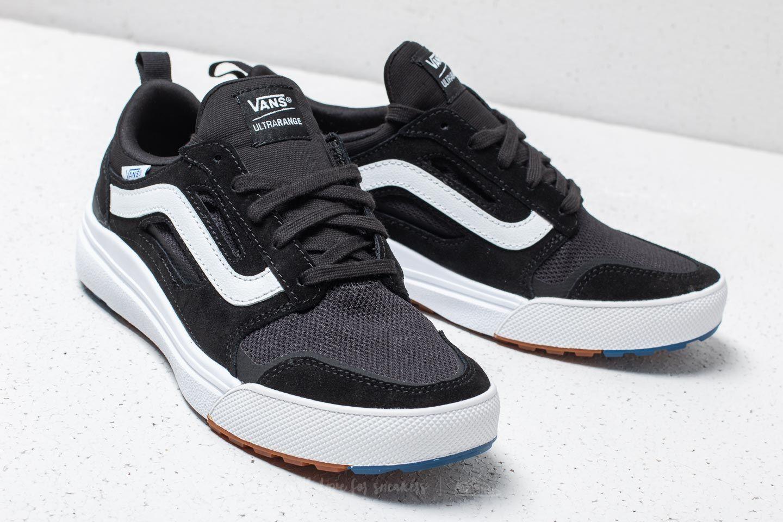 Vans UltraRange 3D Black White | Footshop