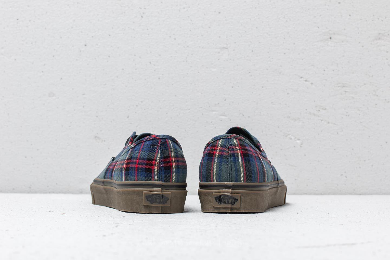 Men's shoes Vans Authentic (Tartan Gum