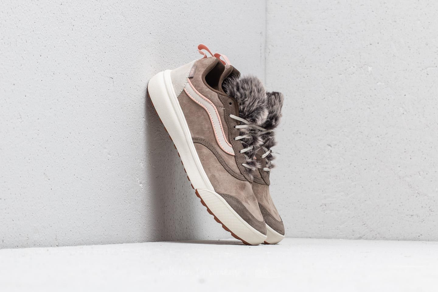 835ab1d9cff Vans UltraRange (Wolf Pack) Desert Taupe at a great price £45 buy at