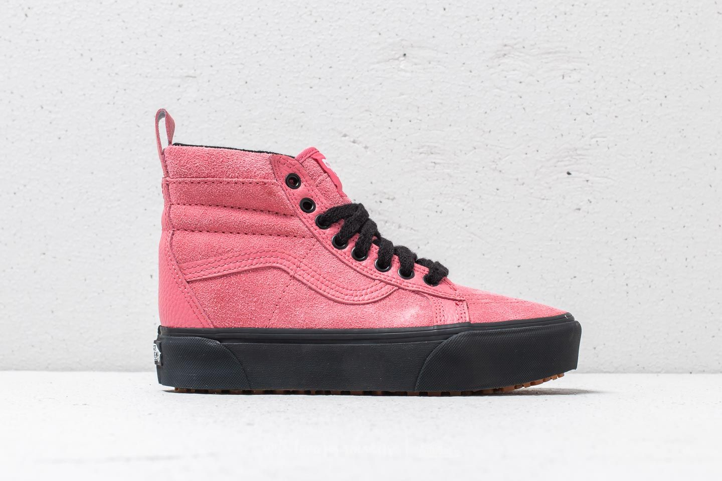 1e3a83c31c0d43 Vans SK8-Hi Platform MTE Desert Rose  Black at a great price £59