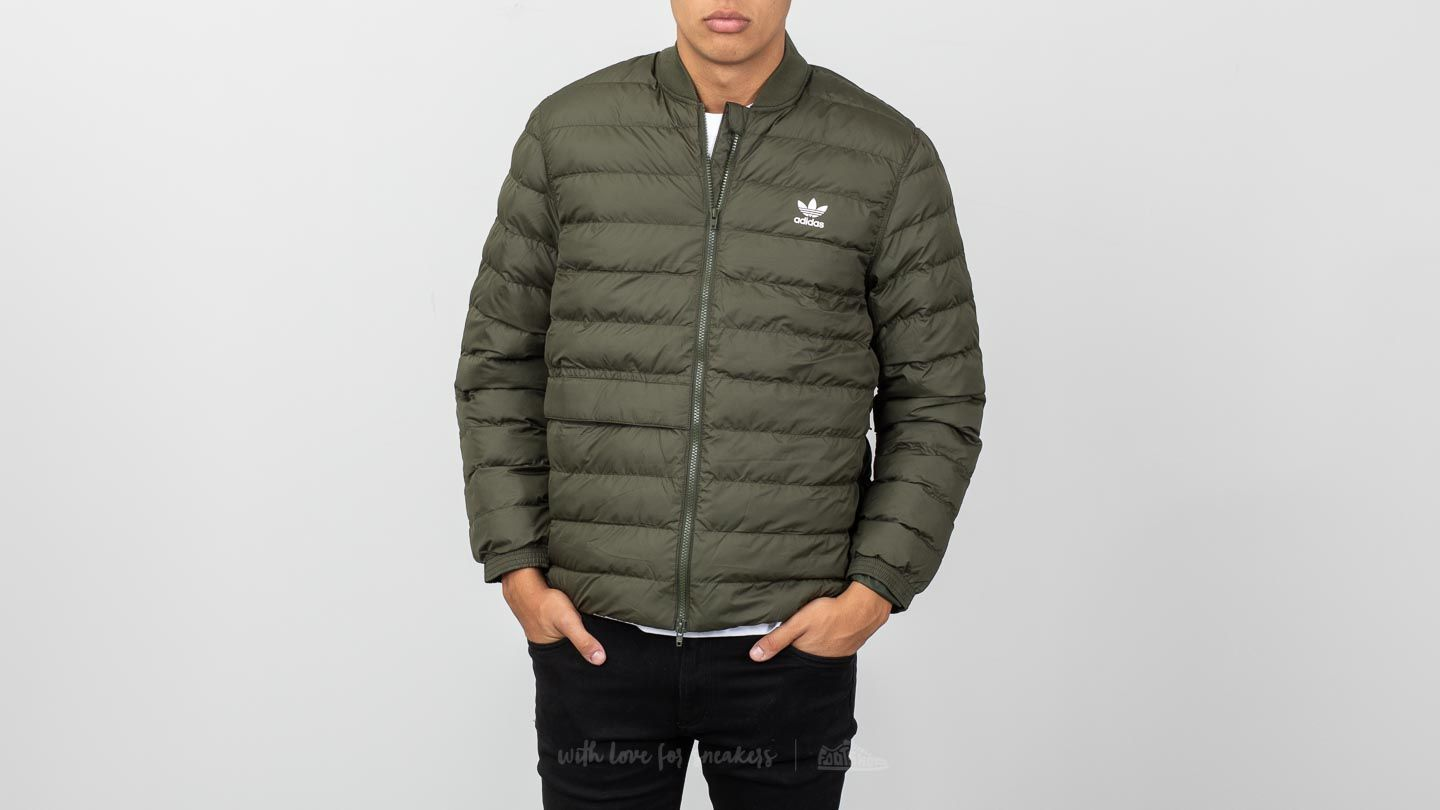 adidas Superstar Outdoor Jacket Night Cargo | Footshop