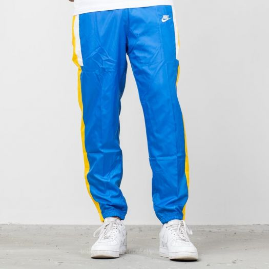 e164b0d9a Nike Sportswear Re-Issue Woven Pants Black/ University Red/ Summit ...