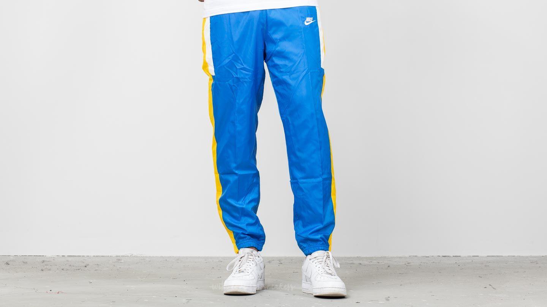 Nike Woven Re-Issue Pants Signal Blue Amarillo za skvělou cenu 1 890 Kč koupíte na Footshop.cz