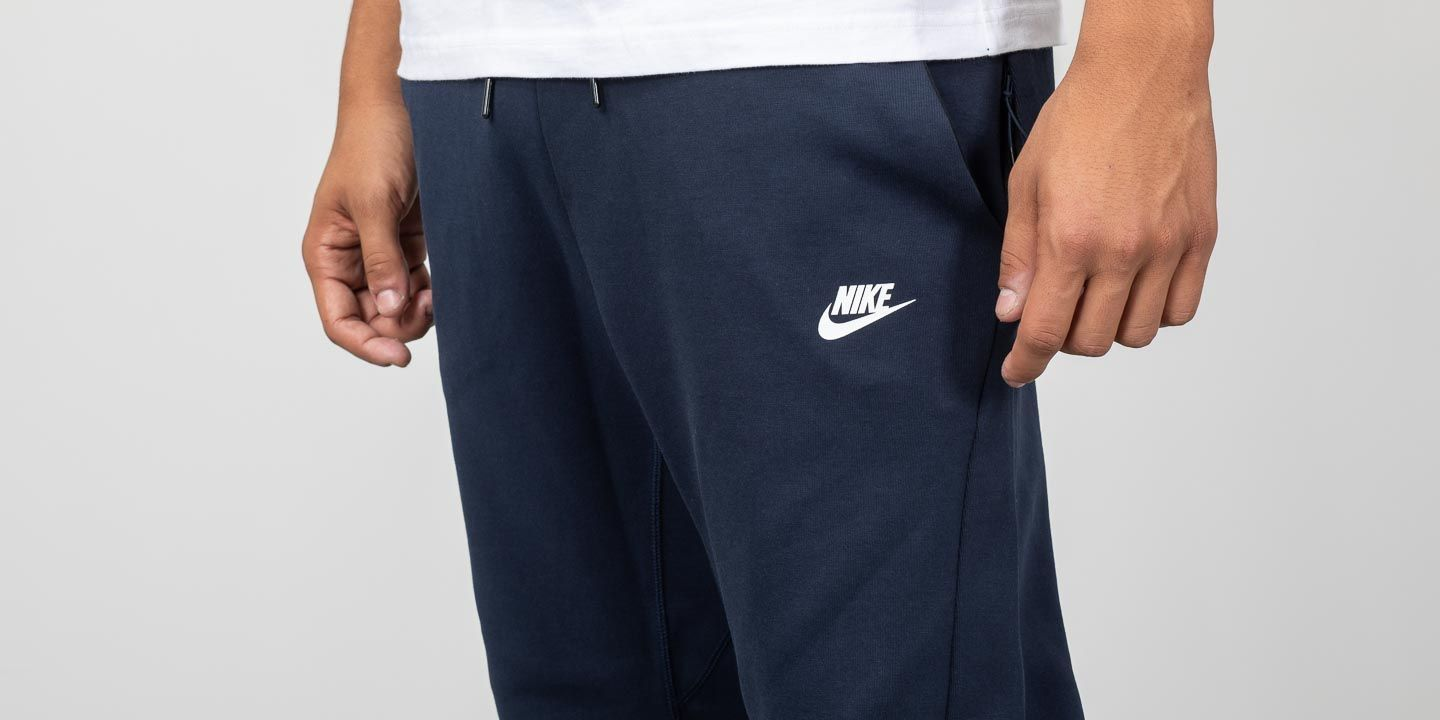 Nike Sportswear Tech Fleece Pants Obsidian/ White, Blue
