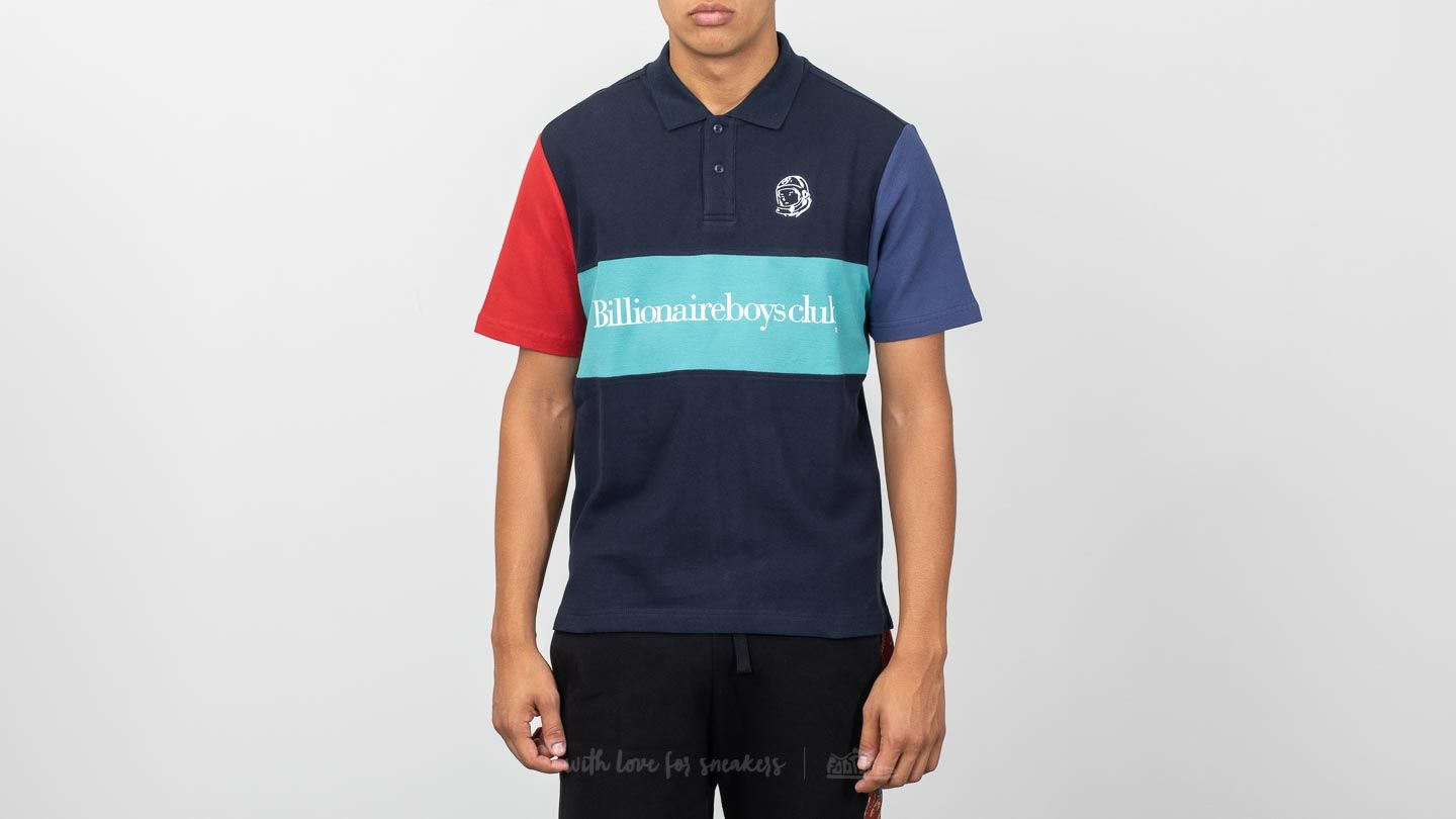 Billionaire Boys Club Cut & Sew Polo Shirt
