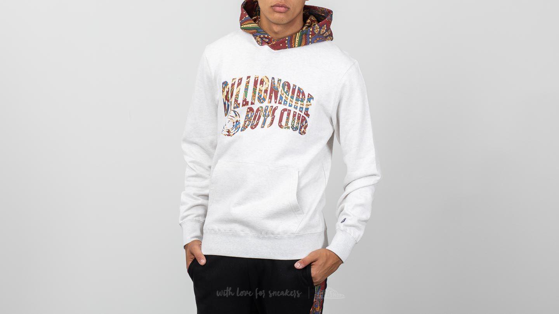 Billionaire Boys Club Paisley Contrast Popover Hoodie