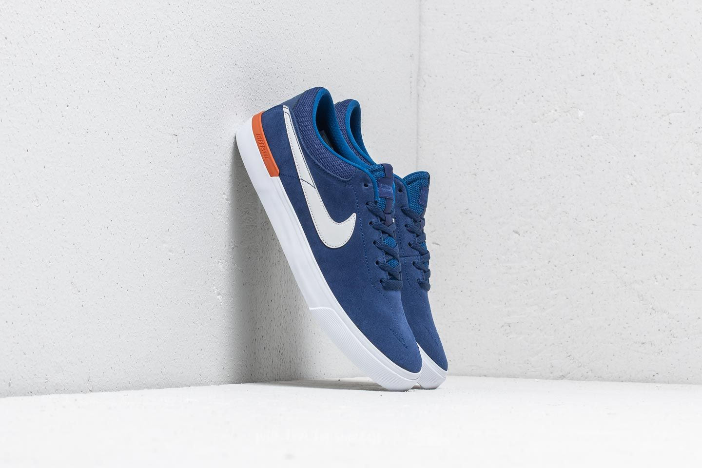 Nike SB Koston Hypervulc Blue Void/ Vast Grey-Monarch