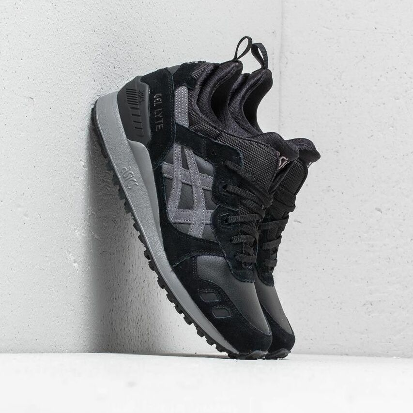 Asics Gel-Lyte MT Black/ Dark Grey EUR 42.5