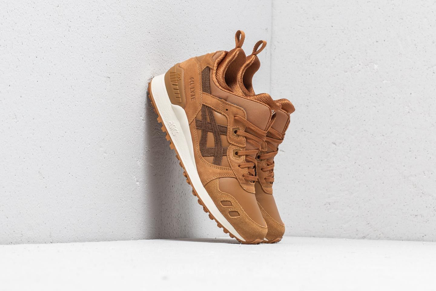 4130fb59f393 Asics Gel-Lyte MT Caramel  Brown Storm at a great price 91 € buy