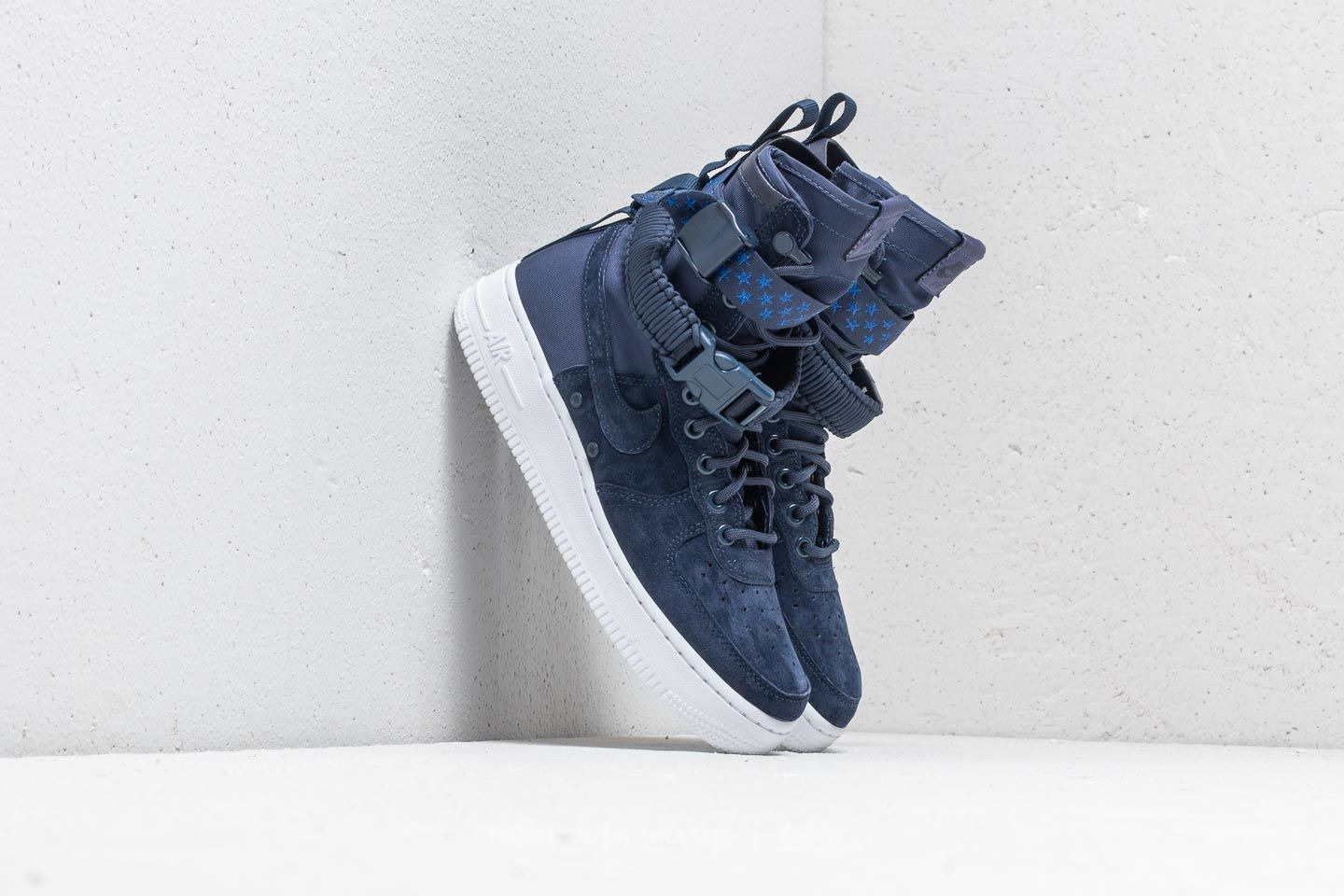 best service 8d3d6 ee6f4 Nike SF Air Force 1 Wmns. Midnight ...