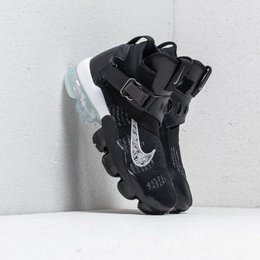 purchase cheap c1277 68aca Nike Air Vapormax Premier Flyknit Black/ Metallic Silver-White ...